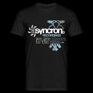T-Shirts ~ Männer T-Shirt ~ T-Shirt ASYNCRON RECORDINGS
