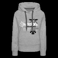 Pullover & Hoodies ~ Frauen Premium Kapuzenpullover ~ Hoody - ASYNCRON RECORDINGS