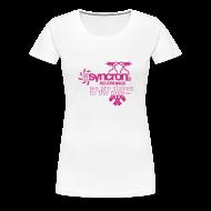 T-Shirts ~ Frauen Premium T-Shirt ~ T-Shirt ASYNCRON RECORDINGS