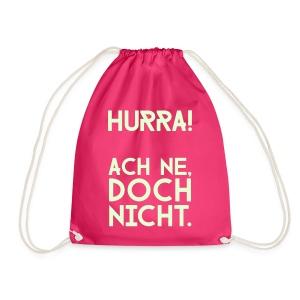 HURRA! (Beutel) - Turnbeutel
