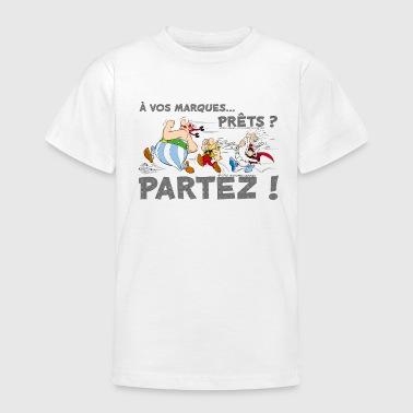 Astérix - Allez Gaule! Allez Gaule! - T-shirt Ado
