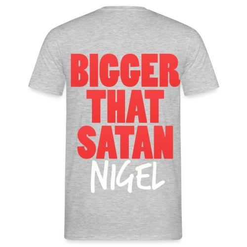 Tshirt1 by Norten Nigel - Männer T-Shirt