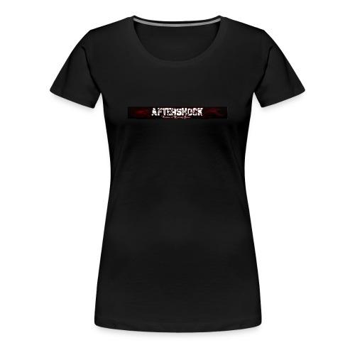 Aftershock - Gilden T-Shirt für Frauen - Frauen Premium T-Shirt