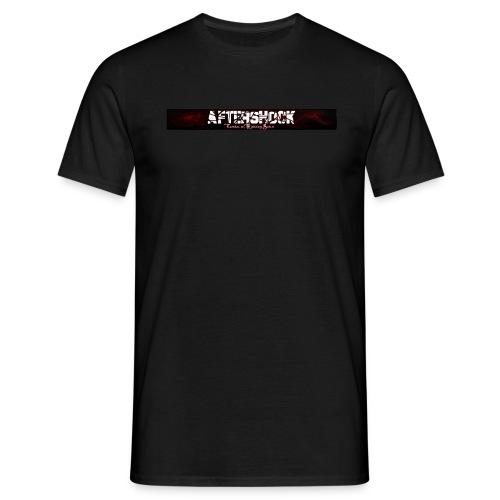 Aftershock - Gilden T-Shirt für Männer - Männer T-Shirt