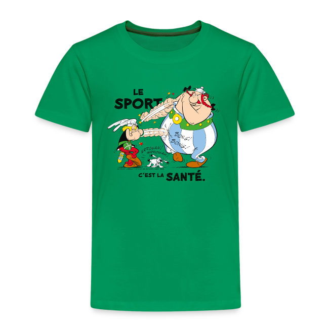 Asterix & Obelix -  Asterix and Obelix boxing