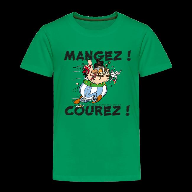 Asterix & Obelix - Obelix: Mangez! Courez!