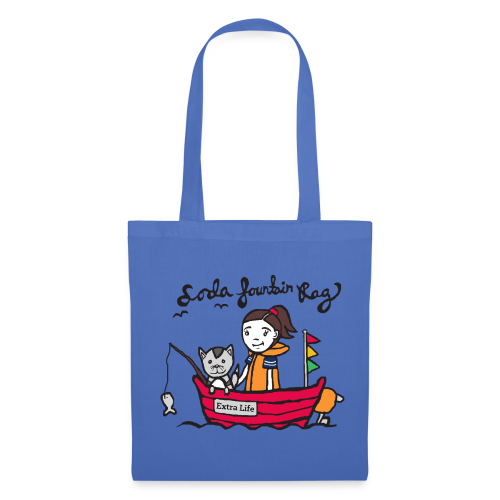 Extra Life Tote Bag (more colors available) - Tote Bag