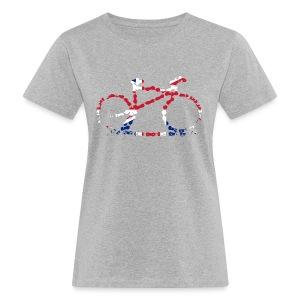 GB cycling bike chain T-shirt - Women's Organic T-shirt