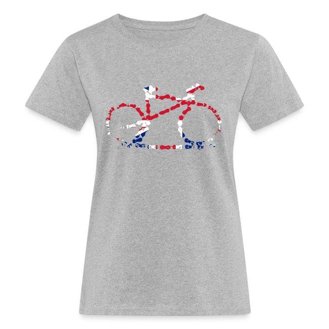GB cycling bike chain T-shirt