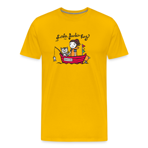 Extra Life - Large fit tshirt (more colors available) - Men's Premium T-Shirt