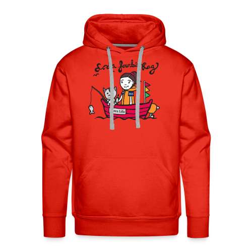 Extra Life - Premium Hoodie (more colors available) - Men's Premium Hoodie