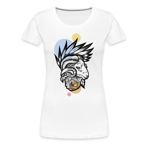 Art Ram - T-shirt Premium Femme
