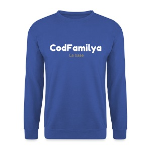 Sweat codfamilya - Sweat-shirt Homme