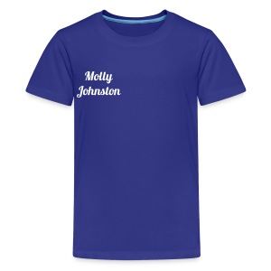 molly - Teenage Premium T-Shirt