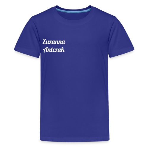 zuzanna - Teenage Premium T-Shirt