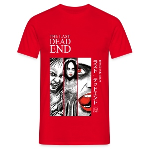 The Last Dead End Girl Combo - Men's T-Shirt