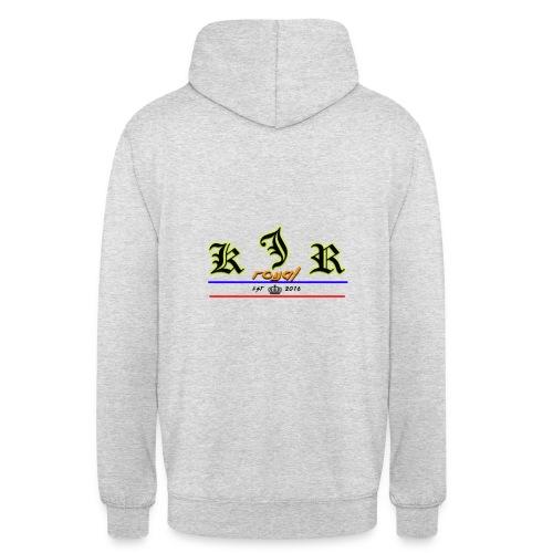 KJR Royal Hoodie - Unisex Hoodie