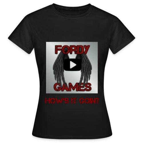 How's it Goin Shirt Female - Women's T-Shirt