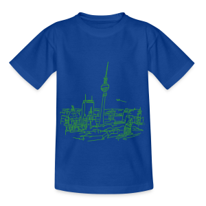 Berlin Panorama - Kinder T-Shirt