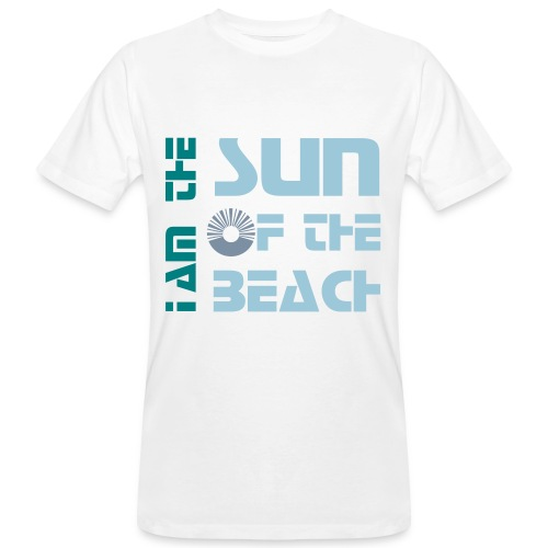 Tee shirt bio Homme Sun of the Beach - Men's Organic T-Shirt