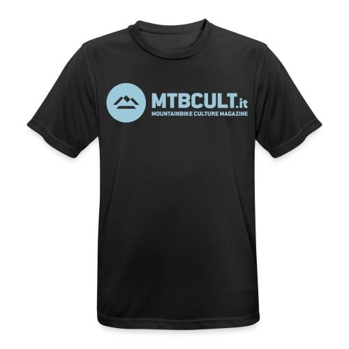 MtbCult riding jersey - Maglietta da uomo traspirante