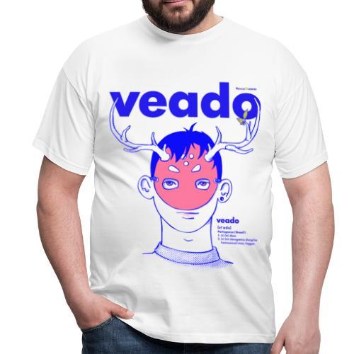 veado - Camiseta hombre