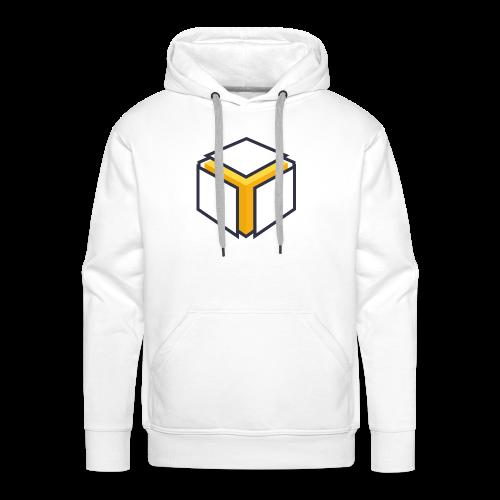 Nanos Logo Hoodie - Men's Premium Hoodie
