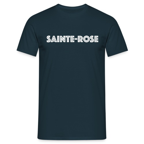 T-Shirt Sainte-Rose - T-shirt Homme