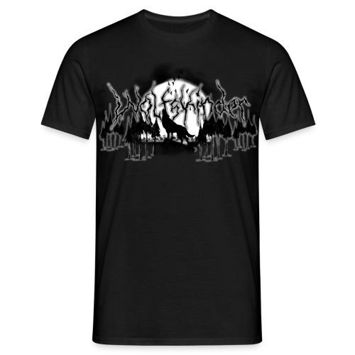 Wolfskinder Shirt Herren - Männer T-Shirt