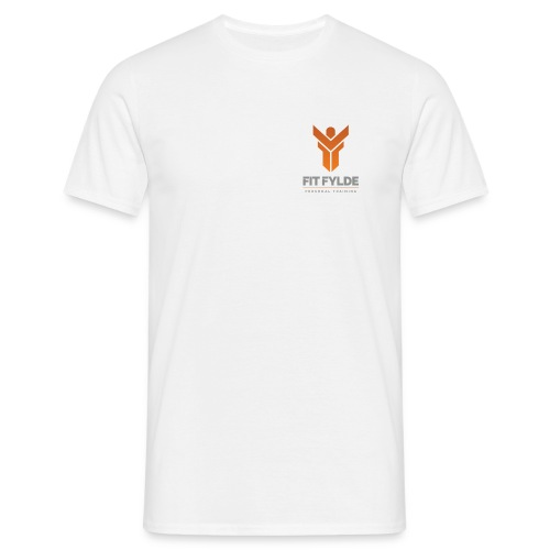 FitFylde Classic Logo T for Him  - Men's T-Shirt
