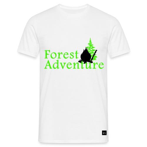 Forest Adventure Shirt - Männer T-Shirt