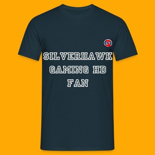SILVERHAWK GAMING HD FAN T-shirt!!!! - Men's T-Shirt