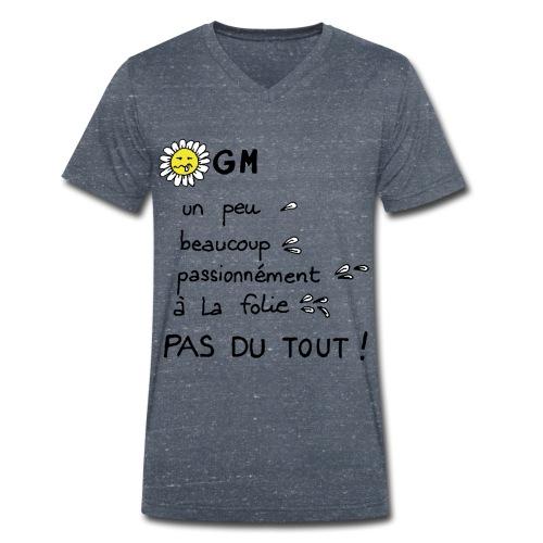 TOUT ! - T-shirt bio col V Stanley & Stella Homme