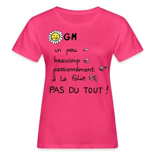 PAS - T-shirt bio Femme