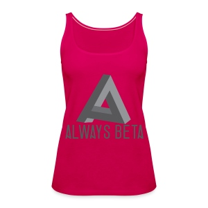 Tanky Beta Ladies - Women's Premium Tank Top