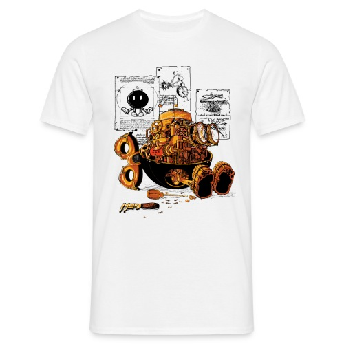 work of the genius - T-shirt Homme