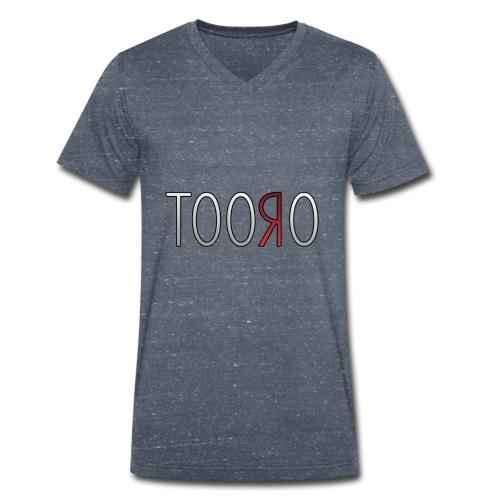 Tooro - Männer V-Ausschnitt - Männer Bio-T-Shirt mit V-Ausschnitt von Stanley & Stella