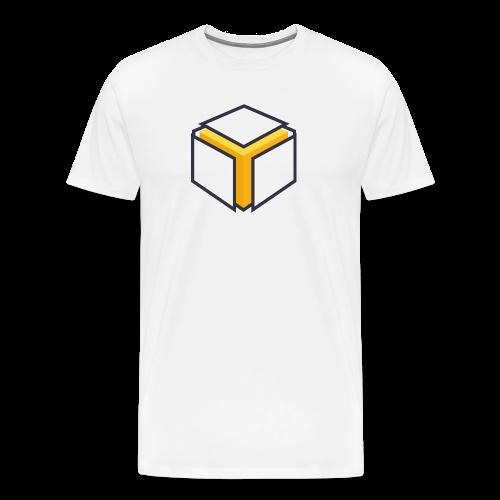 Nanos Logo T-Shirt - Men's Premium T-Shirt