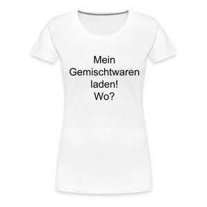 Shirt - Frauen Premium T-Shirt