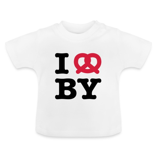 I ❤ BY × I Love Bayern - Baby T-Shirt