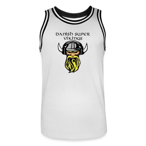 Tank-Top (Til de buffe vikinger) - Herre basketball-trikot