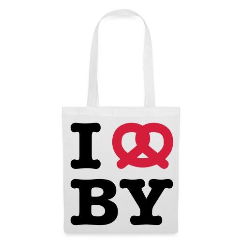 I ❤ BY × I Love Bayern - Stoffbeutel