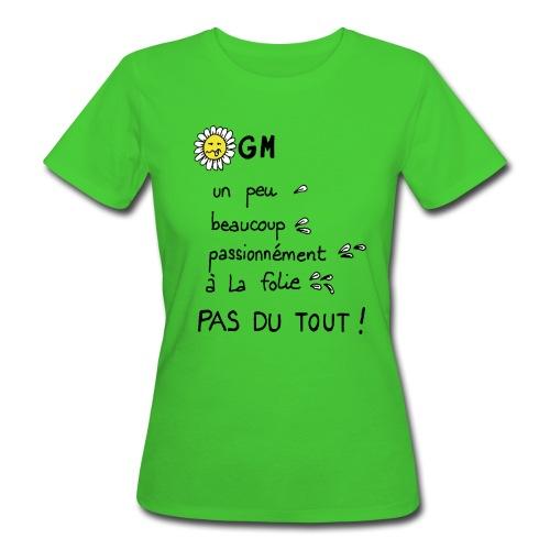 un peu - T-shirt bio Femme