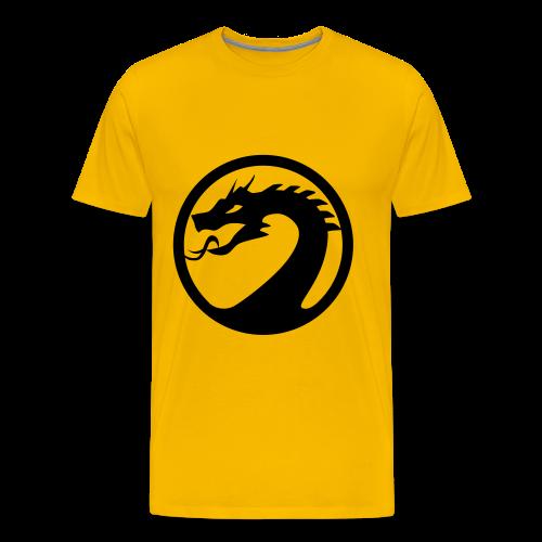 #ShirtBlackMEN - Männer Premium T-Shirt
