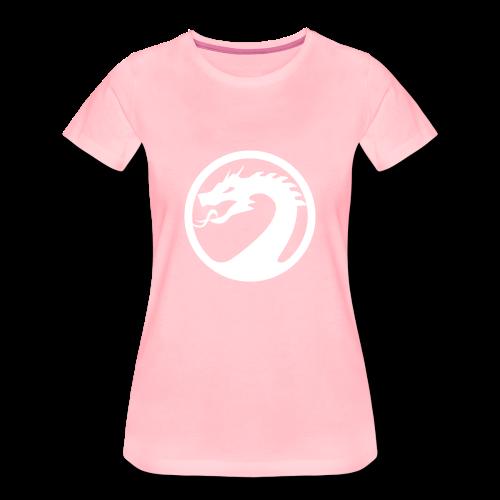 #ShirtWhiteWOMEN - Frauen Premium T-Shirt
