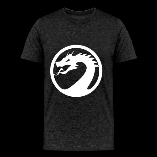 #ShirtWhiteMEN - Männer Premium T-Shirt