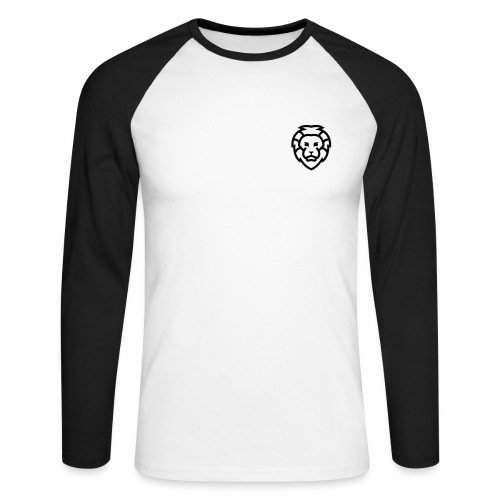 Jungle X Baseball Tee - Men's Long Sleeve Baseball T-Shirt