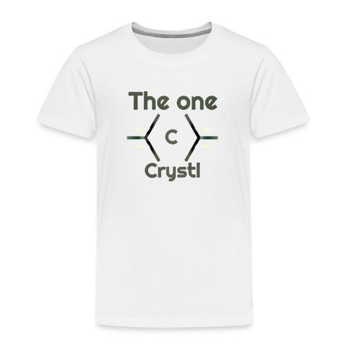 Crystl T-shirt - Kinder Premium T-Shirt