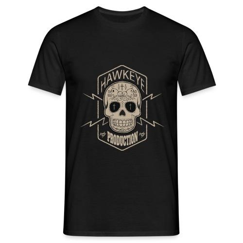 Hawkeye Skull - T-shirt Homme