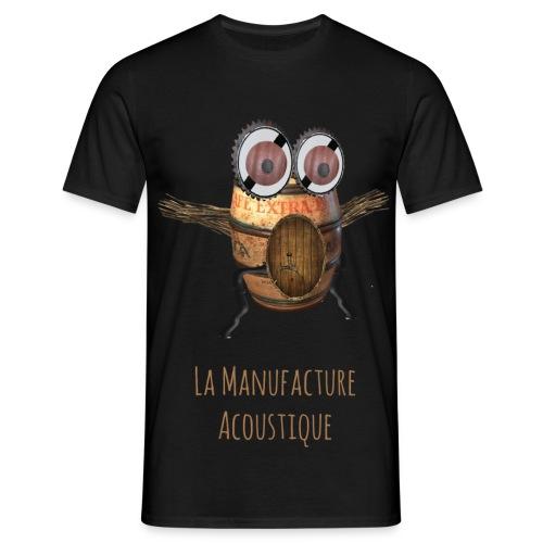 T Shirt Homme - La Manufacture - T-shirt Homme